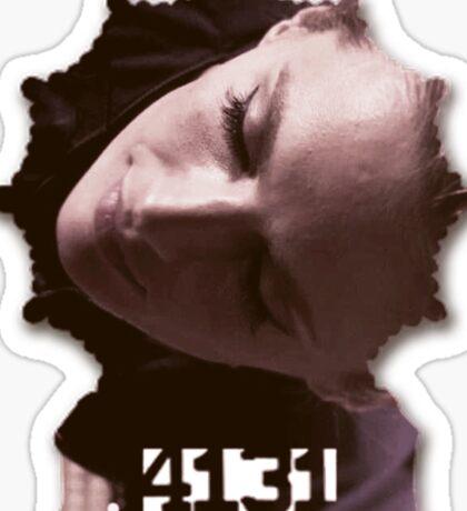 Kate Beckett's badge Sticker