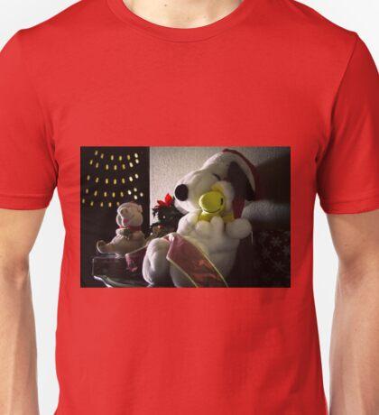 Christmas is for Hugs Unisex T-Shirt