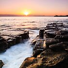 Mooloolaba Beach Sunrise by Matthew Post