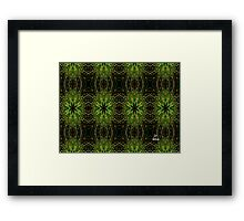 DANDELION WINE Framed Print