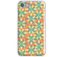 Abstract Plume - Retro iPhone Case/Skin