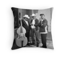 Mission Street Throw Pillow