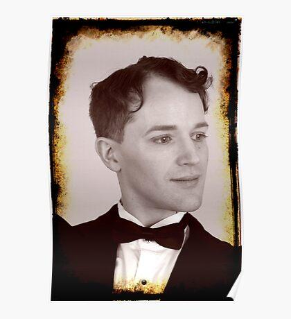 Brandon as Charles Chaplin Poster