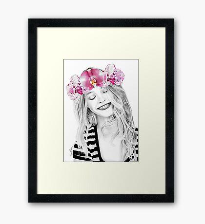 Bellina  Framed Print