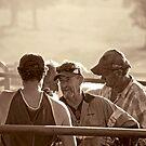 Farming in Dorrigo, NSW by Clare Colins
