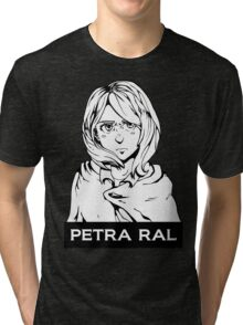 Petra Ral B/W Tri-blend T-Shirt
