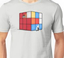 Solving the cube Unisex T-Shirt