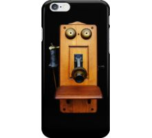 Vintage Phone for iphone iPhone Case/Skin