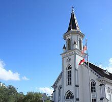 Dubina's Church by Olivia Moore