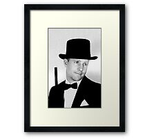 Jerry as Fred Astaire Framed Print
