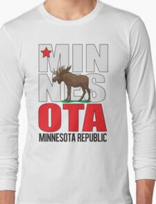 Minnesota Republic Twin Cities Edition Long Sleeve T-Shirt