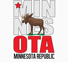 Minnesota Republic Twin Cities Edition Unisex T-Shirt