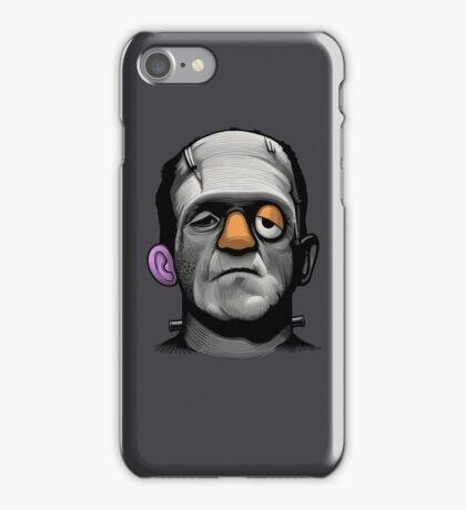 Mr Frankie Head iPhone Case/Skin