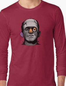 Mr Frankie Head Long Sleeve T-Shirt