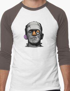 Mr Frankie Head Men's Baseball ¾ T-Shirt