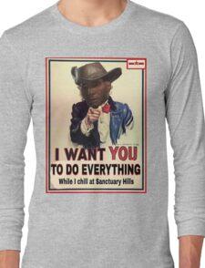 Thanks Preston.. Long Sleeve T-Shirt