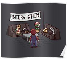 Intervention Poster