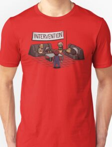 Intervention Unisex T-Shirt