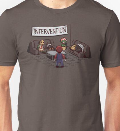 Intervention Unisex T-Shirt