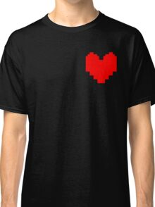 Wear Your Heart On Your Sleeve Classic T-Shirt