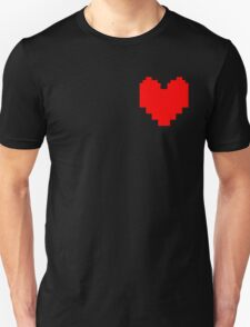 Wear Your Heart On Your Sleeve T-Shirt