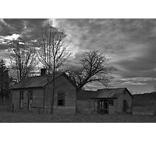 Rasberry Falls Photographic Print