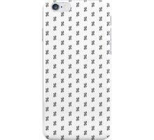 Double Helix Pattern iPhone Case/Skin