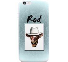 ROD iPhone Case/Skin