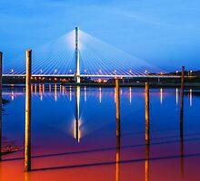 The River Suir Bridge by Rustyoldtown