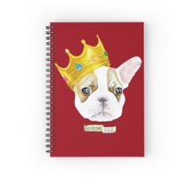 The Notorious D.O.G.  Spiral Notebook