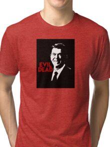 Evil Dead Reagan Tri-blend T-Shirt