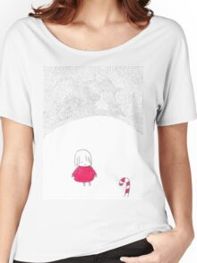 Merry X-Mas from Candyland Women's Relaxed Fit T-Shirt