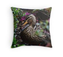 Disney Duck Throw Pillow