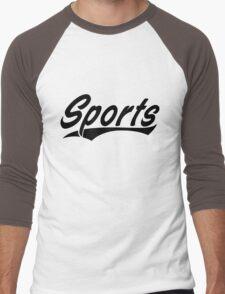 Sports Men's Baseball ¾ T-Shirt