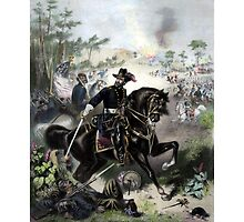 General Grant During Battle by warishellstore
