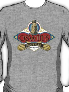 Doctor Who Inspired Oswin Oswald's Souffles - Souffle Girl Shirt - Daleks T-Shirt