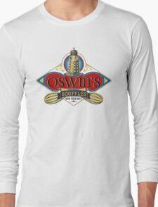 Doctor Who Inspired Oswin Oswald's Souffles - Souffle Girl Shirt - Daleks Long Sleeve T-Shirt
