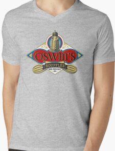 Doctor Who Inspired Oswin Oswald's Souffles - Souffle Girl Shirt - Daleks Mens V-Neck T-Shirt