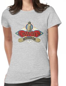 Doctor Who Inspired Oswin Oswald's Souffles - Souffle Girl Shirt - Daleks Womens Fitted T-Shirt