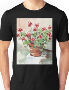 Sweet Geranium Unisex T-Shirt