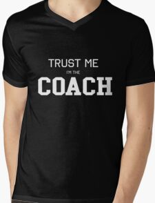 Trust Me. I'm the Couch Mens V-Neck T-Shirt