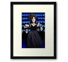Death Eater Framed Print