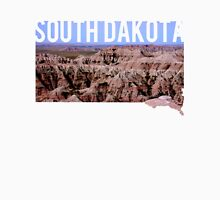 South Dakota - Badlands Unisex T-Shirt