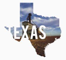 Texas - Grain Elevator T-Shirt