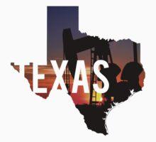 Texas - Oil Kids Clothes
