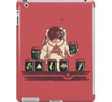 Kleptonaut iPad Case/Skin