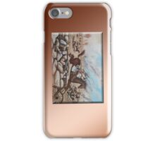 AUSTRALIAN LIGHT HORSE iPhone Case/Skin