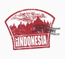 My Indonesia t shirt is awesome by yolan