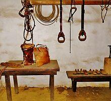 The Leatherwork Shop by Martha Sherman