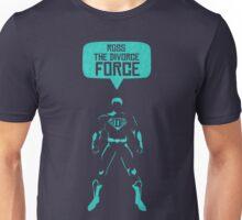 Ross The Divorce Force - F.R.I.E.N.D.S Unisex T-Shirt
